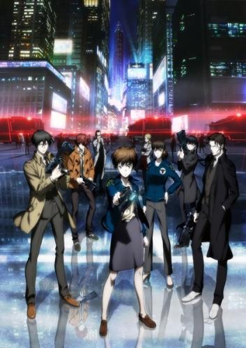 10月9日より放送開始となるTVアニメ「PSYCHO-PASS サイコパス 2」キービジュアル (C)サイコパス製作委員会