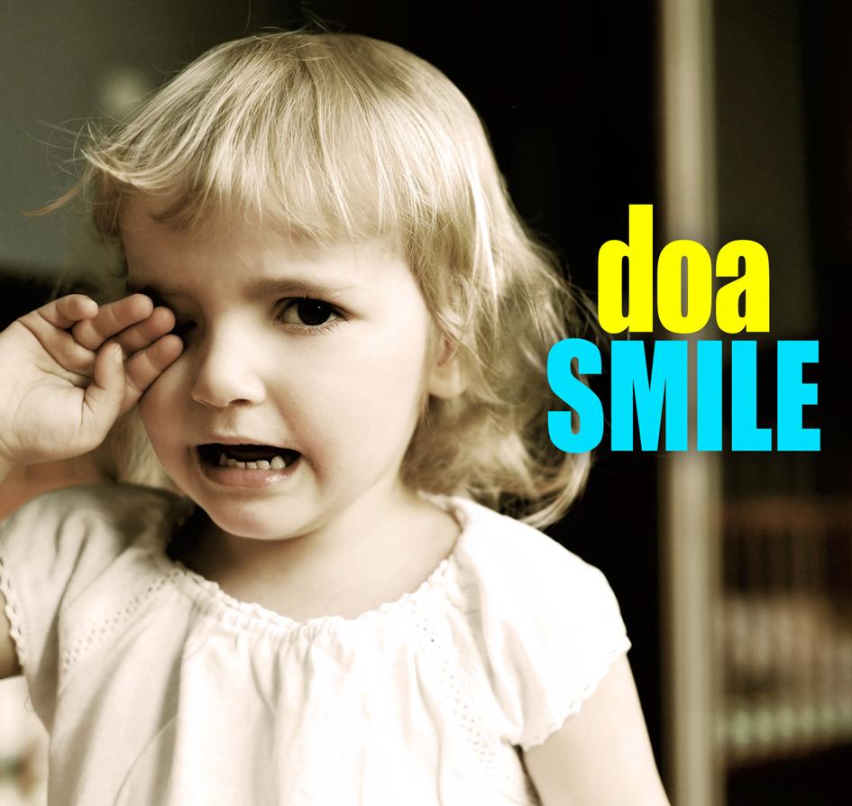 doa、新曲「SMILE」を配信限定リリース