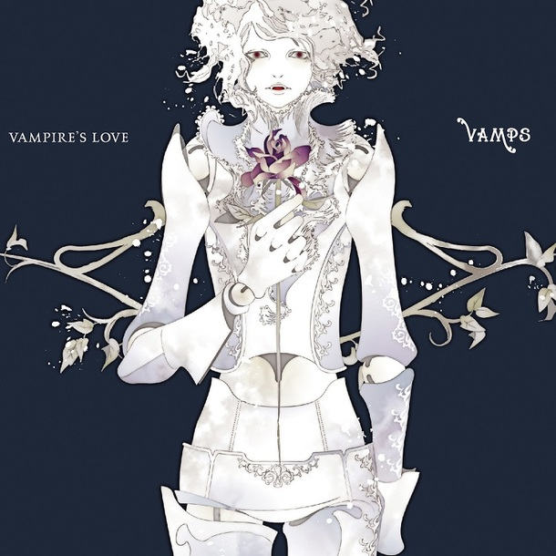 シングル「VAMPIRE'S LOVE」【初回限定盤A】(CD+DVD)
