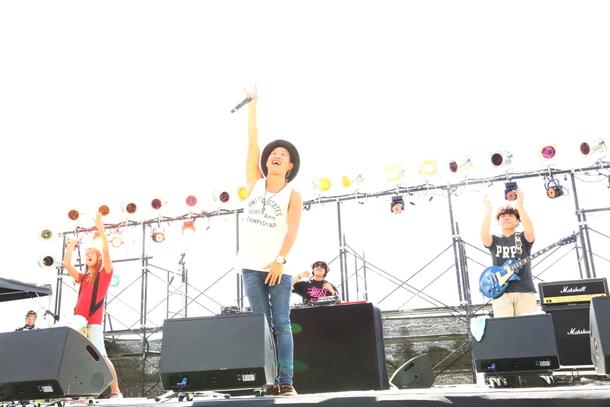 9月14日@『若草山MUSIC FESTIVAL 2014』(平井大)