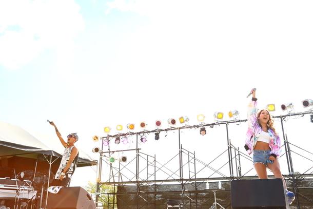 9月14日@『若草山MUSIC FESTIVAL 2014』(CREAM)