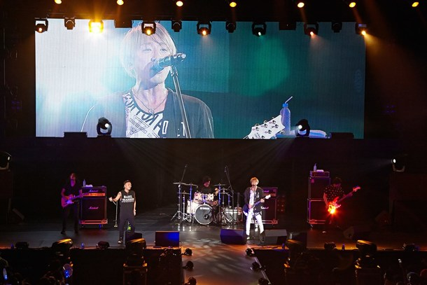 「a-nation taiwan」(BACK-ON)