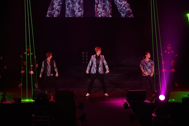 「a-nation taiwan」(w-inds.)