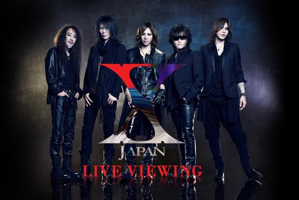 『X JAPAN WORLD TOUR 2014 at YOKOHAMA ARENA LIVE VIEWING』