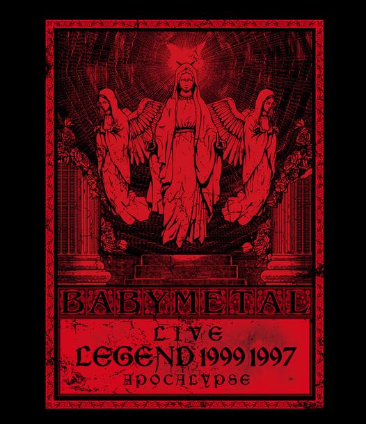 DVD&Blu-ray 『LIVE ~LEGEND 1999 & 1997 APOCALYPSE』