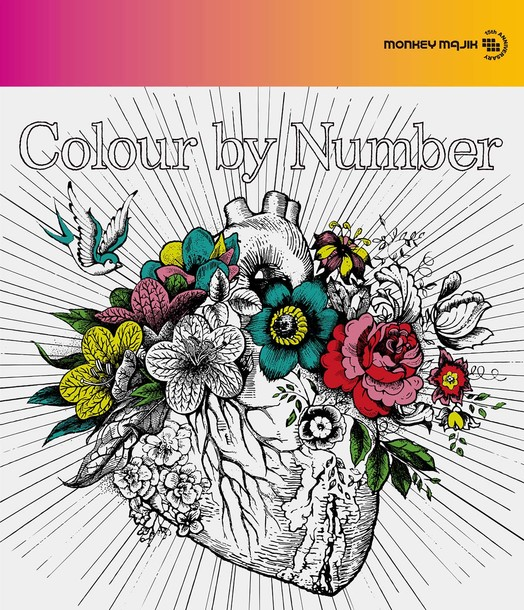 アルバム『Colour by Number』【CD+DVD】