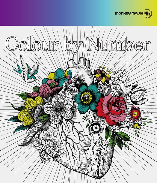 アルバム『Colour by Number』【CD+Blu-ray】