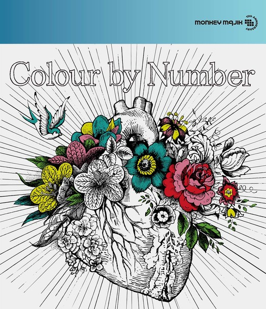 アルバム『Colour by Number』【CD】