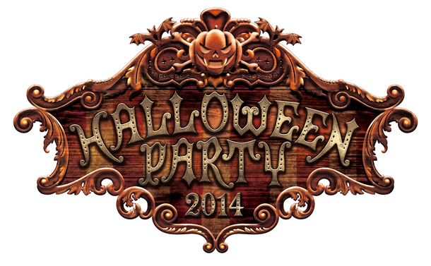 『HALLOWEEN PARTY 2014』ロゴ
