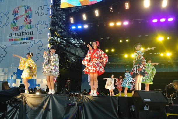 「a-nation stadium fes. powered by inゼリー」【8月30日(土)@味の素スタジアム】