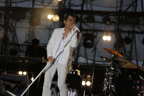 8月29日(金)@「SWEET LOVE SHOWER 2014」(矢沢永吉)