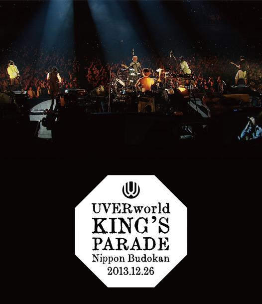 Blu-ray 『UVERworld KING'S PARADE Nippon Budokan』【通常盤】