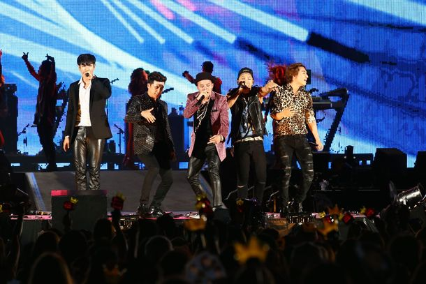 【BIGBANG】8月29日@「a-nation stadium fes.」