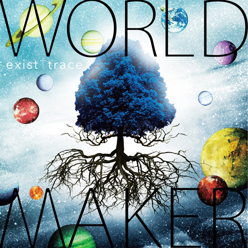 アルバム 『WORLD MAKER』【通常盤】(CD)