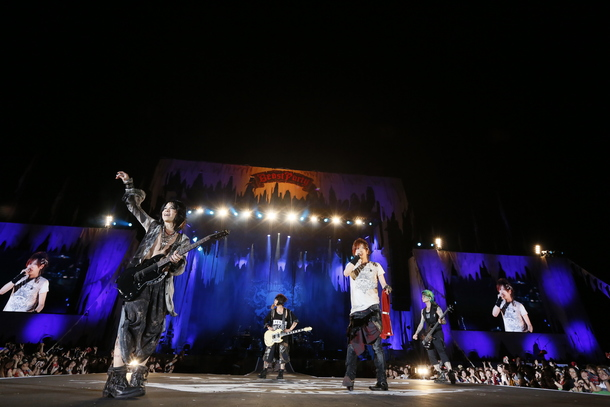 8月23日(土)@『VAMPS LIVE 2014 BEAST PARTY』