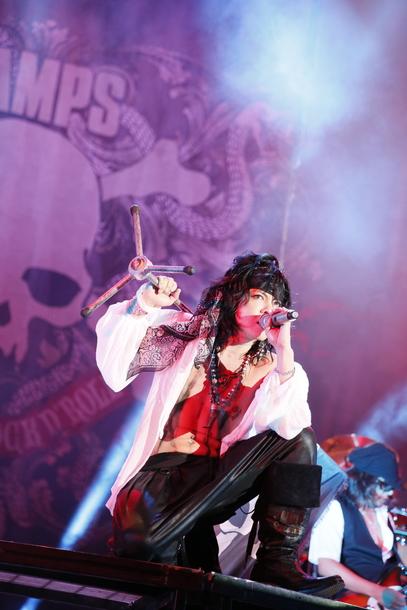 8月24日(日)@『VAMPS LIVE 2014 BEAST PARTY』