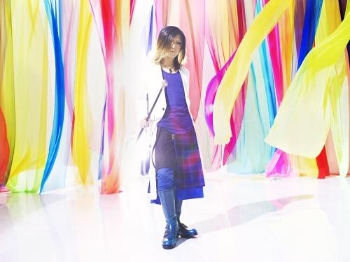 日笠陽子のアルバムに楽曲提供を行ったGLAY・HISASHI