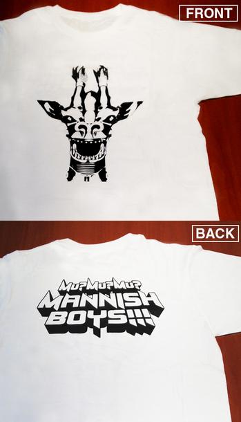 アナログ盤付属オリジナルTシャツ