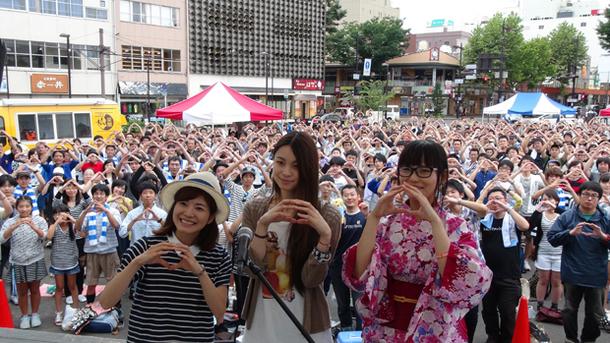 8月17日@『福島まちなかAcoustic Live』