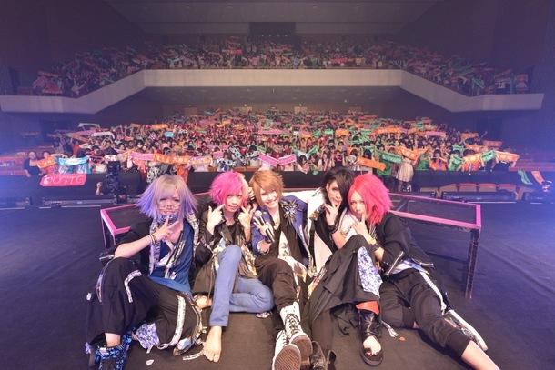 8月16日@渋谷公会堂