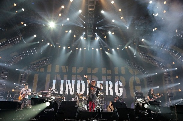 8月16日@「THE FIRE LEGEND 2014」(LINDBERG)