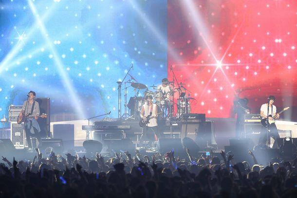 【CNBLUE】8月15日@a-nation 「ROCK NATION」 at 国立代々木競技場第一体育館(paradise stage)