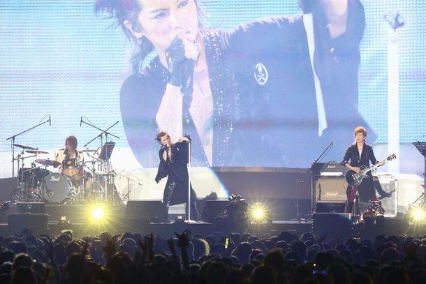 【MICHAEL】8月15日@a-nation 「ROCK NATION」 at 国立代々木競技場第一体育館(paradise stage)