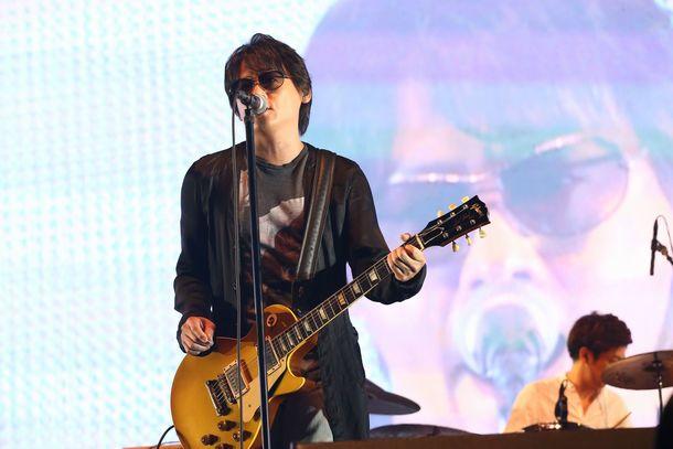 【河村隆一】8月15日@a-nation 「ROCK NATION」 at 国立代々木競技場第一体育館(paradise stage)