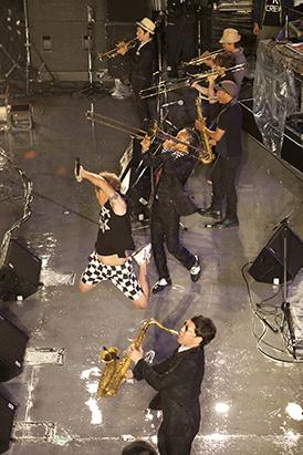 8月9日(土)@山中湖交流プラザ・「きらら」【東京スカパラダイスオーケストラ(w/KEMURI)】