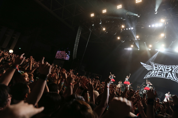 8月16日@「SUMMER SONIC 2014」 at  MOUNTAIN STAGE