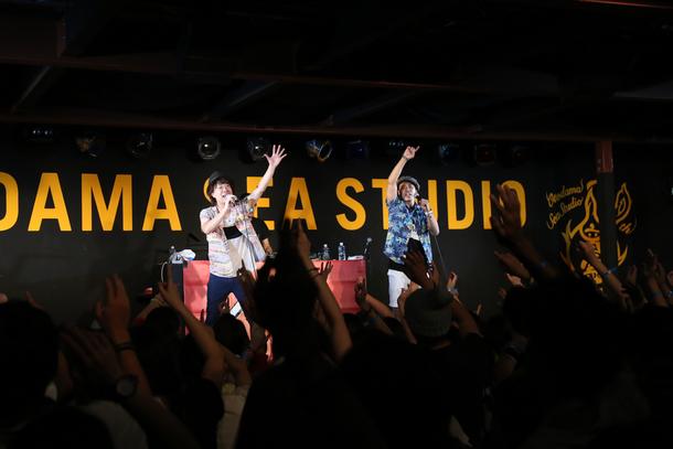 8月14日@「音霊 OTODAMA SEA STUDIO」