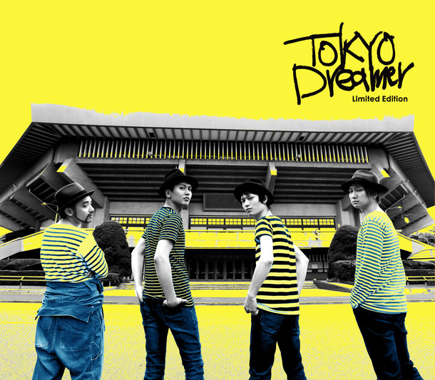 「TOKYO Dreamer」武道館会場限定スリーブジャケット(古村大介)