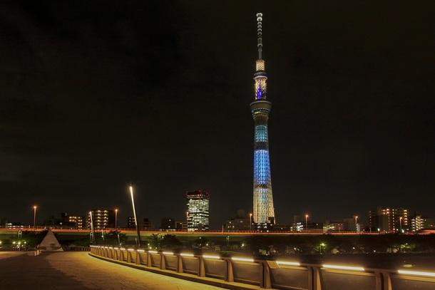 DREAMS COME TRUE プロデュース、東京スカイツリー特別ライティング