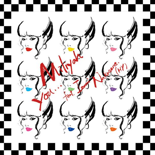 シングル「YOU...feat.仲宗根泉(HY)」【通常盤】(CD)