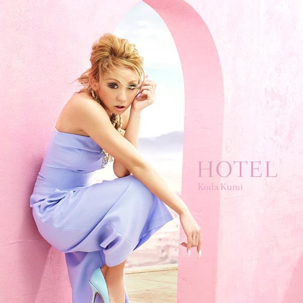 シングル「HOTEL」【CD+DVD】ファンクラブ「倖田組」/「playroom」限定盤