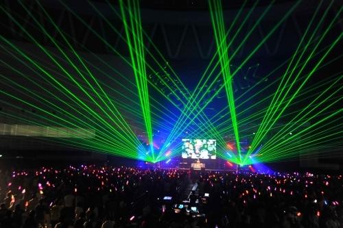 ゲーレボステージの大トリ「EXIT TUNES DANCE PARTY」の模様