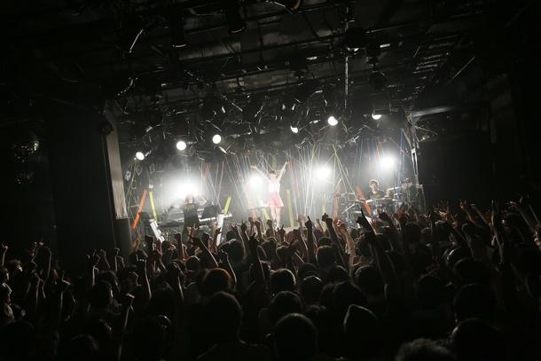 8月1日@渋谷Club Quattro