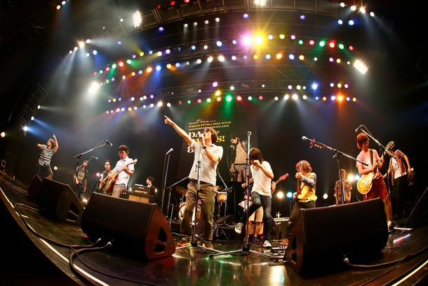 【OKAMOTO'S】『GUNZE BODY WILD presents FM802 25th & SMA 40th Anniversary SPECIAL LIVE -8月2日はパンツの日-』