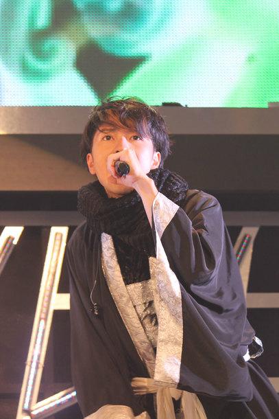 超特急@Zepp Tokyoライブの模様(2)