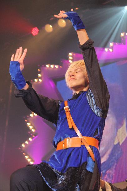 超特急@Zepp Tokyoライブの模様(3)