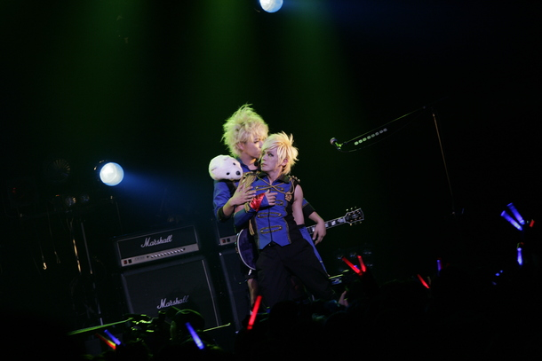 8月2日@赤坂 BLITZ
