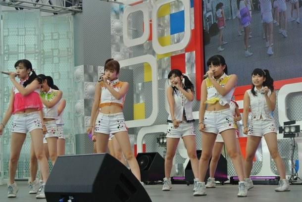 【GEM】8月1日@お台場新大陸・新大陸ステージ
