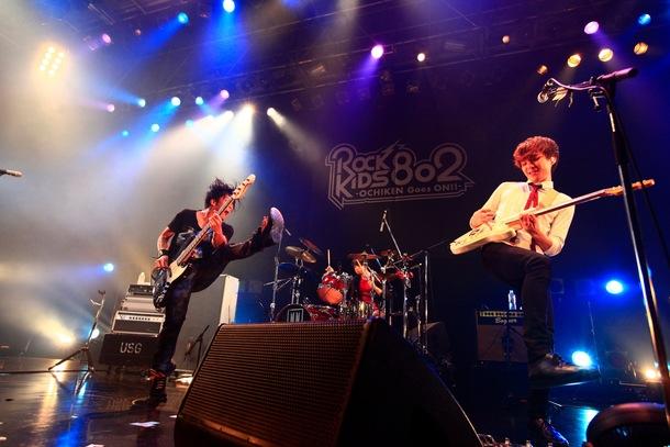 【UNISON SQUARE GARDEN】『ROCK KIDS 802-OCHIKEN Goes ON!!- SPECIAL LIVE  HIGH! HIGH! HIGH!』