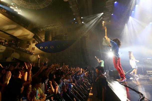 【ハスピエ】『ROCK KIDS 802-OCHIKEN Goes ON!!- SPECIAL LIVE  HIGH! HIGH! HIGH!』