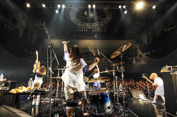 【ねごと】『ROCK KIDS 802-OCHIKEN Goes ON!!- SPECIAL LIVE  HIGH! HIGH! HIGH!』