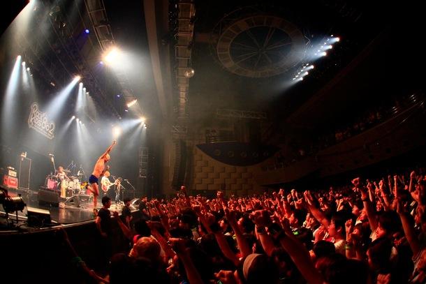 【グッドモーニングアメリカ】『ROCK KIDS 802-OCHIKEN Goes ON!!- SPECIAL LIVE  HIGH! HIGH! HIGH!』