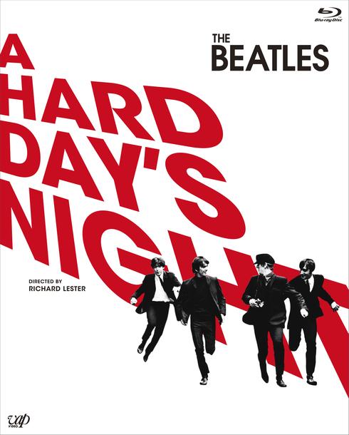 Blu-ray 『A HARD DAY'S NIGHT』 【初回限定盤】