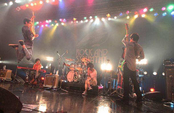 7月26日@東京・Zepp DiverCity