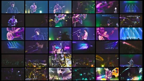DVD & Blu-ray『one-man live 2014 at国立代々木競技場・第一体育館』より