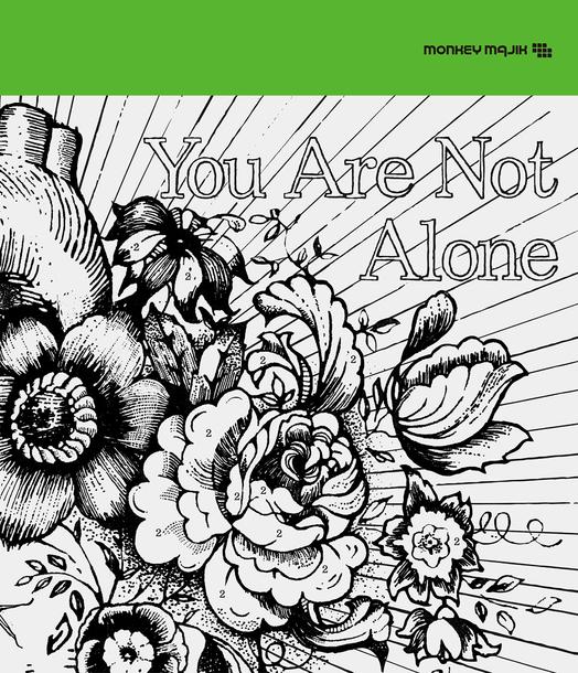 シングル「You Are Not Alone」【CD+DVD】